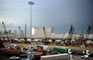 16 باخرة ترسو في ميناء بيروت
