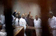السجن سنوات عدة لـ40 من انصار مرسي