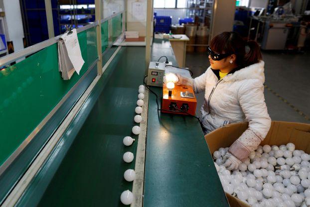 الفائض التجاري الصيني يرتفع 88% خلال شهر