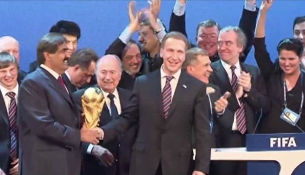 تعيين المباراة النهائية لمونديال قطر 2022 مع اليوم الوطني