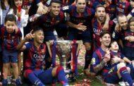 برشلونة يتطلّع لكسب دوري الأبطال بعد الملك والليغا