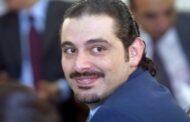 صورة فاضحة لسعد الحريري بحذائه داخل المسجد