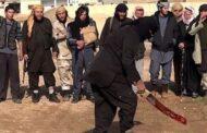 سكّين داعش يذبح عالم آثار سوري وتعليق جثّته بالميدان