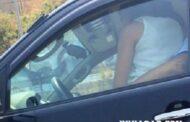 بالصور.. فيلم بورنو حقيقي داخل سيارة في لبنان