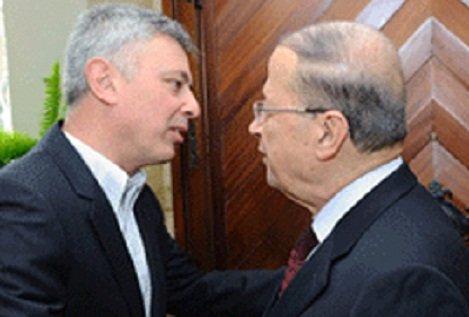 احتدام المنافسة الرئاسية بين عون وفرنجية