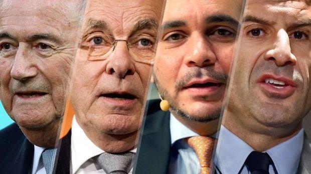 مناظرة بين المرشحين لرئاسة الفيفا