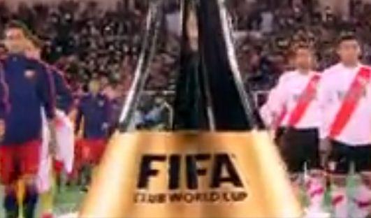 تتويج برشلونة بكأس العالم للأندية للمرة الثالثة