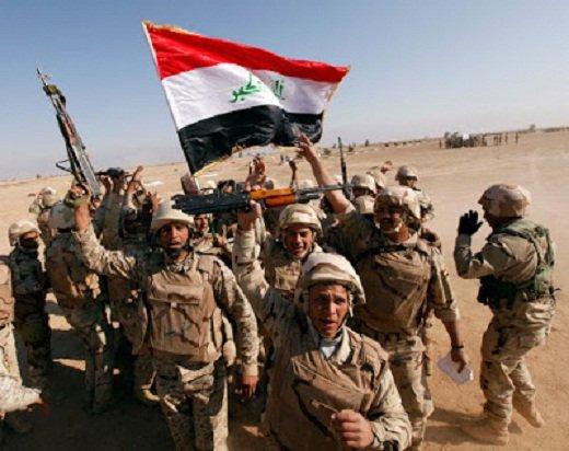 الجيش العراقي ينتصر على داعش في الرمادي