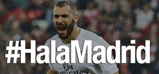 ريال مدريد يكتسح رايو 10-2 برباعية بيل وثلاثية بنزيمة وثنائية رونالدو