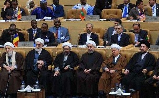 ايران تفتتح المؤتمر الدولي للوحدة الاسلامية بغياب العرب