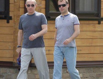 طريقة الرئيس بوتين في المشي تُدعى