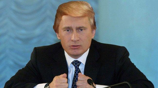 بوتين يحاول اختراق اميركا من بوابة دونالد ترامب