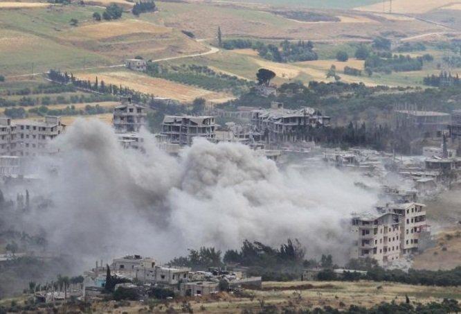 مقتل العشرات في حلب بسقوط 56 قذيفة
