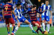 اسبانيول يقصف جبهة برشلونة بتعادل غير متوقّع