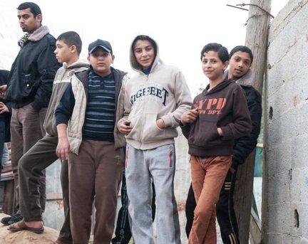 مليونا شخص في غزة