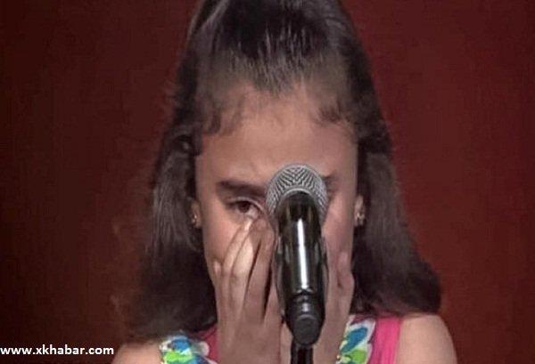 فيديو الطفلة السورية غنى بو حمدان تغني
