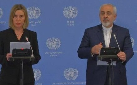 رفع العقوبات عن ايران رسميا وبدء سريان الاتفاق النووي