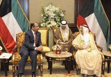 سليم الجبوري يختتم زيارته الكويت: متحدون ضد الارهاب