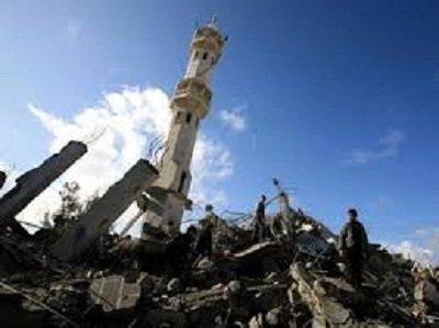 هدم مسجد الرخمة في النقب وسط سكوت عربي