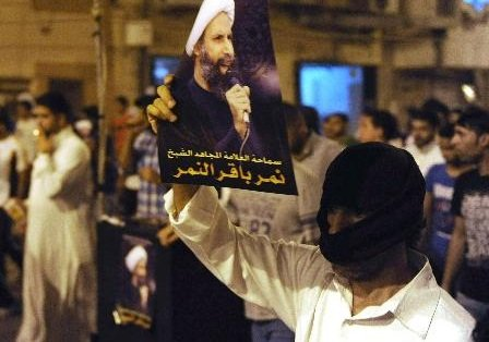 مؤيدون للشيخ النمر في السعودية يطلقون النار على دورية للشرطة