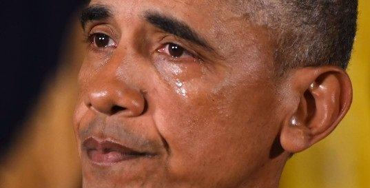 هذه المرأة ابكت الرئيس الاميركي باراك اوباما