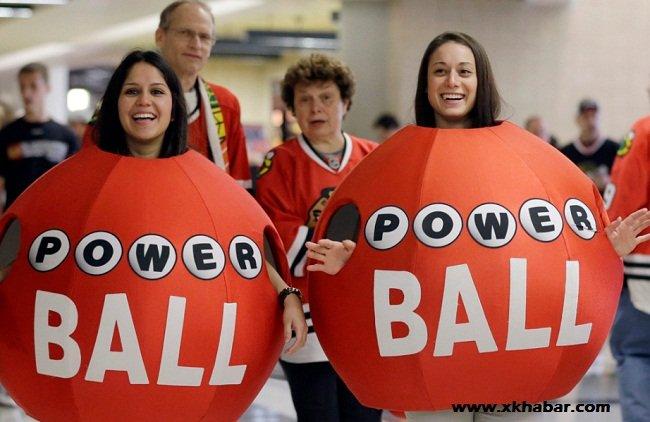 من فاز بجائزة اليانصيب الامريكي Powerball بقيمة 1.6 مليار دولار ؟