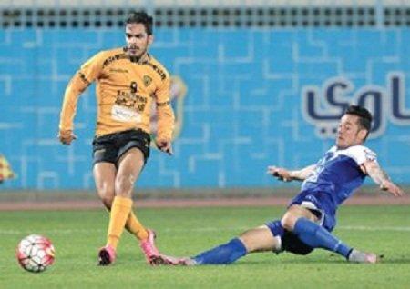 الدوري الكويتي: فوز القادسية 10-0 على الجهراء