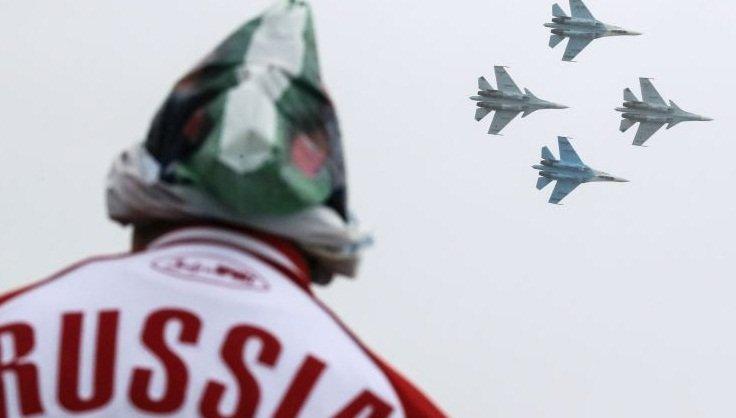 قصف روسي على معرة النعمان يقتل 50 مدنيا