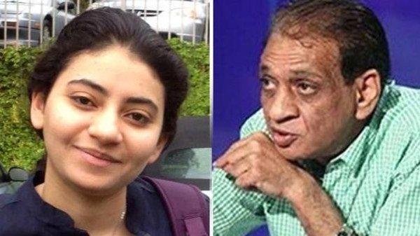 ماذا قال السبكي بعد حبس ابنته لنشرها صور عارية؟