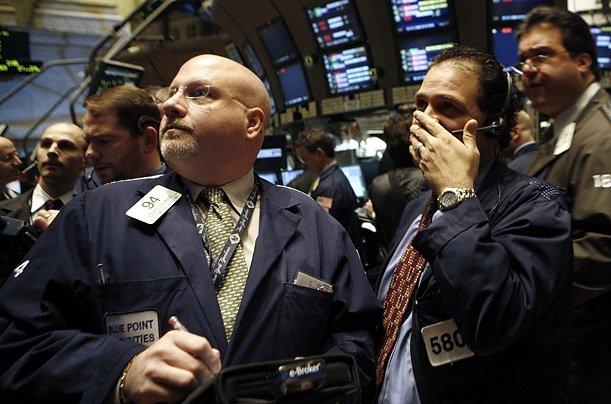 أسواق الأسهم تخسر 6 مليار دولار مع بداية العام 2016