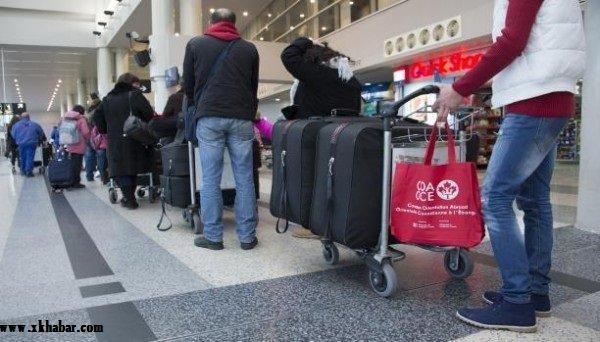إلغاء الفيزا التركية للسوريين يتسبّب بزحمة بمطار بيروت