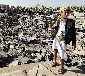 التحالف العربي يعلن انتهاء الهدنة في اليمن