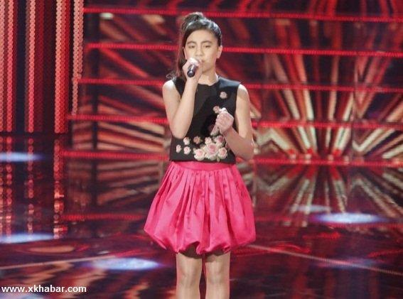 الحلقة النهائية لبرنامج ذا فويس كيدز: فوز اللبنانية لين حايك