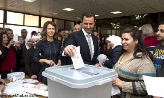 إقبال ضعيف في انتخابات سوريا التشريعية