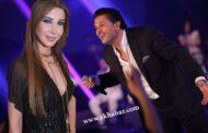 صور راغب ونانسي يشعلان مهرجانات بيروت الثقافية