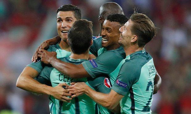 رونالدو يقود البرتغال لنهائي اليورو بفوزها على ويلز