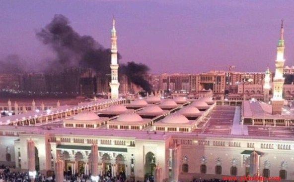 صورة انتحاري المدينة المنورة وهويته الكاملة