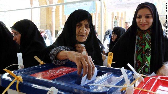 الانتخابات الرئاسية في ايران في 19 ايار القادم