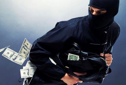 شاهدوا بالفيديو كيف تمت عملية سرقة مصرف