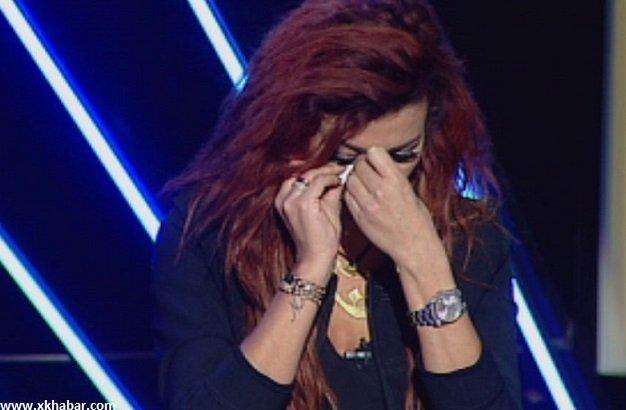 نادين الراسي تسحر المشاهدين بجمالها وقوة شخصيتها