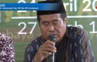 بالفيديو: وفاة  قارئ أندونيسي خلال التلاوة على الهواء: كان يقرأ آية عن الموت