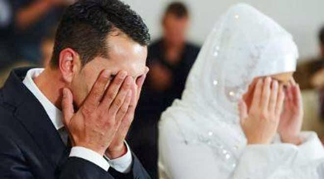 عريس ينصدم ببشاعة العروس ليلة الزفاف.. وهذا ما فعله!!