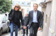 شاهدوا اطلالات زوجة الرئيس الفرنسي الجديد التي تكبره بـ 25 عاما