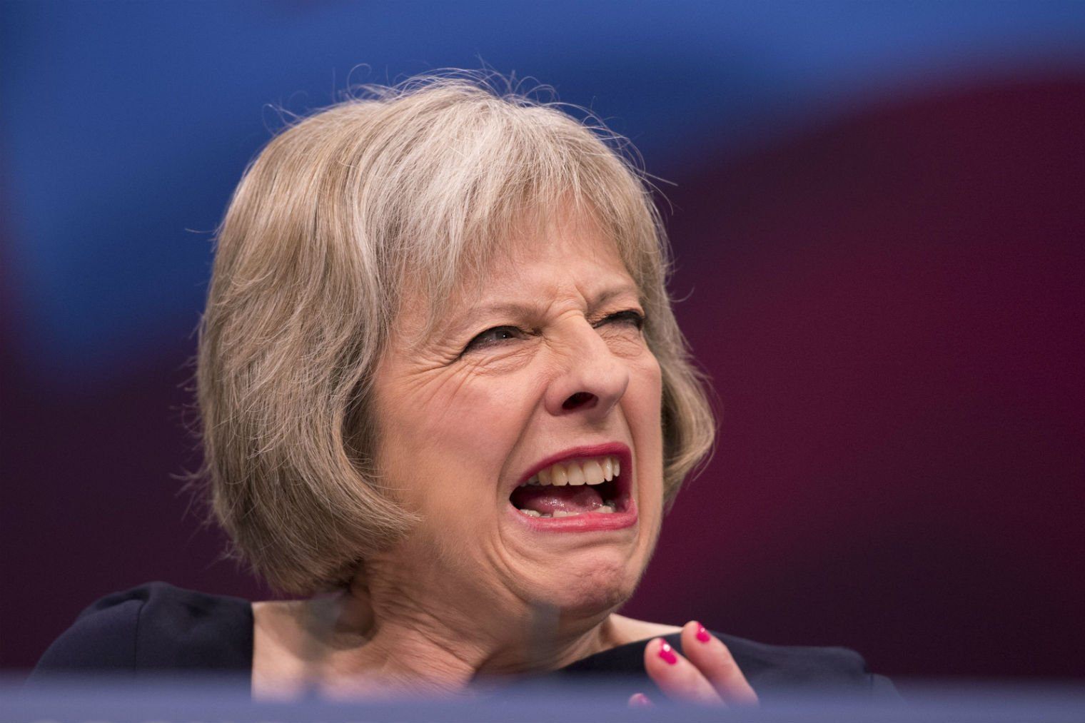 تيريزا ماي: خفض الهجرة لبريطانيا إلى
