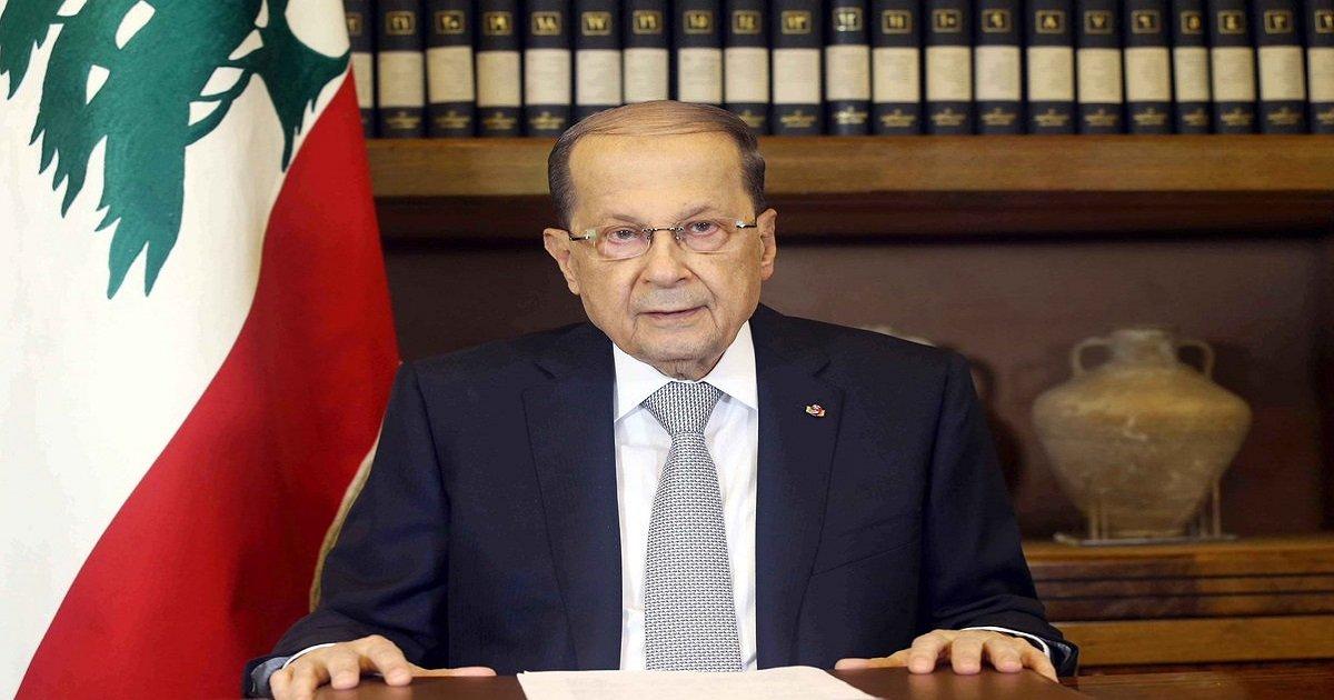 انتهاء المدة التي أعطاها عون لمجلس النواب اللبناني