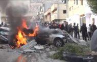 القصف المصري على ليبيا أصاب مواقع مدنية