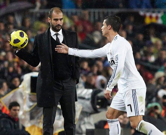 غوارديولا يتغزّل بريال مدريد ولكن ..