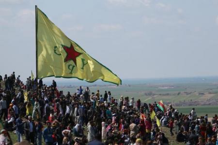 الاكراد يشكرون اميركا على السلاح وتركيا تنتقد