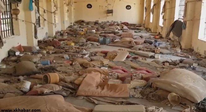معلومات للمرة الأولى عن السجون الاماراتية في اليمن