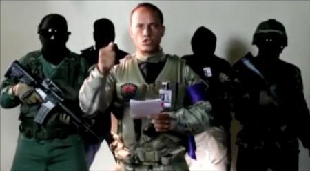 محاولة انقلاب فاشلة في فنزويلا